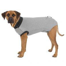 Zaščitna pooperacijska obleka za psa, S