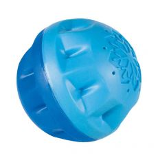 Pasja igrača – hladilna žoga, modra, 8 cm