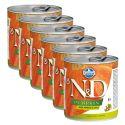Konzerva Farmina N&D dog Boar & Pumpkin & Apple 6 x 285 g, 5+1 GRATIS