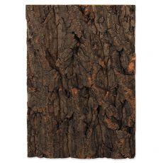 Ozadje za terarij iz plute - lubje 19 x 27,3 cm