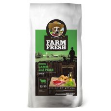Farm Fresh Lamb and Peas GF 15 kg