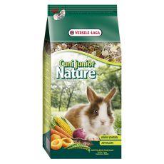 Cuni Junior Nature 750g - krmilo za mlade pritlikave zajce