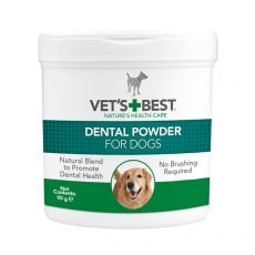 Prašek za pasje zobe Dental Powder VET´S BEST, 90 g