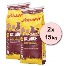 JOSERA Balance Senior 2 x 15 kg