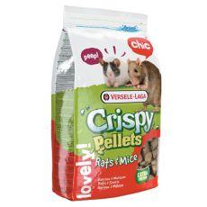 Crispy Pellets Rats a Mouse 1kg - krmilo za podgane