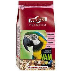 Parrots Premium, 1 kg – hrana za velike papige