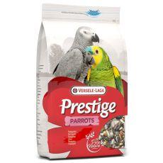 Parrots, 1 kg – hrana za velike papagaje