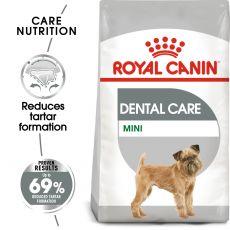 ROYAL CANIN Mini Dental Care pasji briketi za zmanjšanje zobnega kamna 8 kg