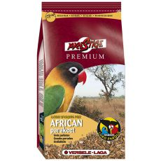 African Parakeet 1 kg - hrana za papige