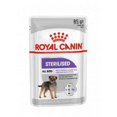 Royal Canin Sterilised Dog Loaf vrečka s pašteto za kastrirane pse 85 g