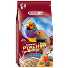 Tropical Finches Premium, 1kg – hrana za eksotične ptice