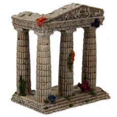 Akvarijski okras, ruševine katedrale 15,5 x 9,5 x 16,2 cm