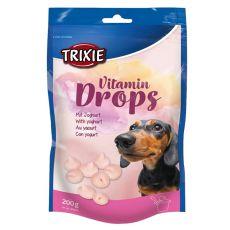 Trixie Vitamin Drops - vitaminski priboljški (jogurt) - 200 g