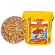 Hrana za zlate ribice sera Goldy 10 l/2 kg