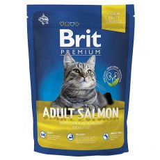 Brit Premium Cat Adult Salmon 1,5 kg