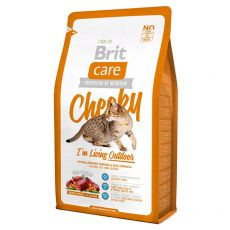 Brit Care Cat CHEEKY I'm Living Outdoor 2 kg