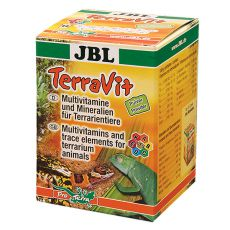 Hrana za živali v terariju JBL TerraVit Powder 100 g
