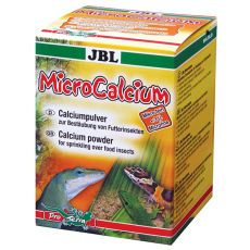 Hrana za plazilce JBL MicroCalcium 100 g