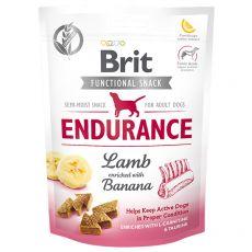 Brit Care Dog Functional Snack ENDURANCE Lamb 150 g
