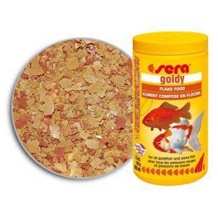 Hrana za zlate ribice sera Goldy 1000 ml