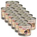 Mokra hrana CARNY KITTEN perutninski miks 12 x 200 g
