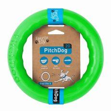 Pasja igrača Pitch Dog 20 cm, zelena