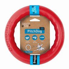 Pasja igrača Pitch Dog 20 cm, rdeča