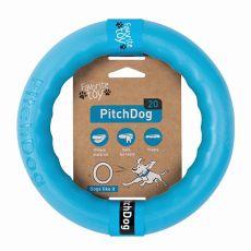 Pasja igrača Pitch Dog 20 cm, modra