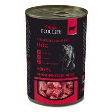 Konzerva Fitmin For Life RIND 400 g