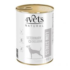 4Vets Natural Veterinary Exclusive LOW STRESS 400 g