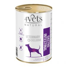 4Vets Natural Veterinary Exclusive GASTRO INTESTINAL 400 g