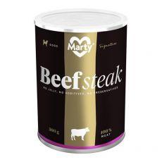 Konzerva MARTY Signature Beef Steak 300 g