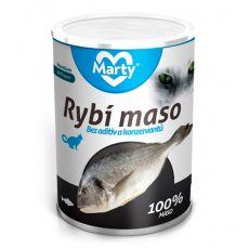 Mačja konzerva MARTY Premium Fish 400 g
