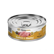 Konzerva za mačke MARTY ProCarnivora Chicken & Beef 100 g