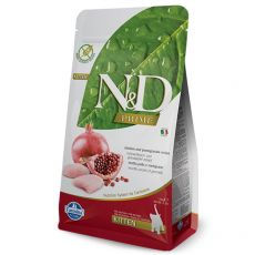 Farmina N&D cat Prime KITTEN Chicken & Pomegranate 10 kg