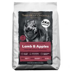 TimberWolf Originals Lamb & Apples 10 kg + 2 kg BREZPLAČNO
