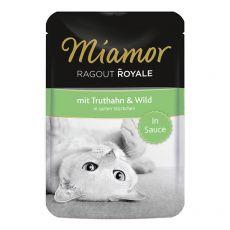 MIAMOR Ragout Royal puran in divjačina v omaki 100 g