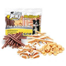 Calibra Joy Dog MULTIPACK Fish & Chicken Mix 4 x 70 g