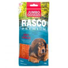Priboljšek Rasco Premium Jumbo Sausage 3 kosi, 60 g