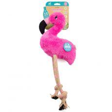 Pasja igrača Beco Dual material - Flamingo Fernando L