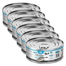 Mačja konzerva MARTY Premium Fish 6 x 100 g