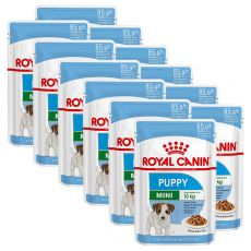 Vrečka Royal Canin Mini Puppy 12 x 85 g