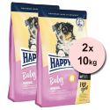 Happy Dog Baby Original 2 x 10kg