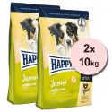 Happy Dog Junior Lamb & Rice 2 x 10kg