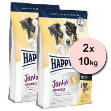 Happy Dog Junior Grainfree 2 x 10kg