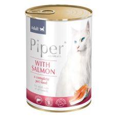 Konzerva Piper Cat Adult losos 400 g