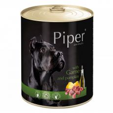 Konzerva Piper Adult divjačina in buča 800 g