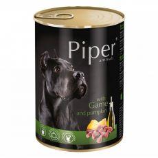 Konzerva Piper Adult divjačina in buča 400 g