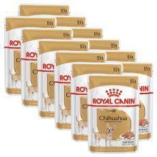 ROYAL CANIN ADULT ČIVAVA 12 x 85 g - vrečka