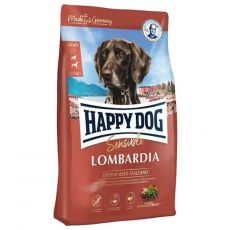 Happy Dog Supreme Sensible Lombardia 4 kg